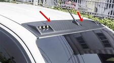 TOYOTA HILUX REVO 2015-16 BLACK FRONT ROOF SPOILER INSTALL WITH TAPE 3M