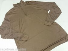 NEW Military X-LARGE Lightweight Cold Weather Undershirt Top LWCWUS Base Layer