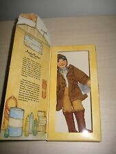 Amelia Earhart Cloth Stuffed Doll Hallmark 1979 Famous Americans New in Box