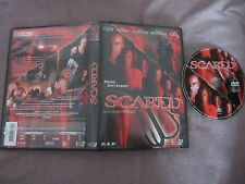 Scared de Keith Walley avec Luciano Saber, DVD, Horreur