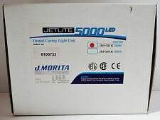 JetLite 5000 LED Dental Curing Light Unit J.Morita 100-120 V AC 50/60Hz 6100733