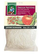 Trellis Netting, Ideal For Growing Tomatoes, Peas, Vine Crops, For Garden Vines