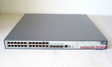 3com 3cr17250-91 5500g-ei 24-Port Gigabit Switch +4 SFP HP je088a
