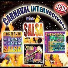 Various Artists, Carnaval Internacional De La Salsa, Excellent Box set