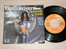 "DEE D. JACKSON - AUTOMATIC LOVER - 45 GIRI 7"" GERMANY"
