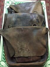 Vintage US Postal Leather Mail Bag