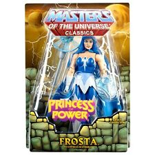 Masters of the Universe MOTU Classics FROSTA ***Damaged Package***