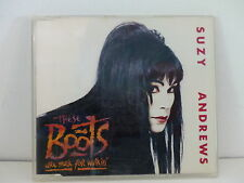 CD Single SUZY ANDREWS These boots are made for walkin 72006 2 MELODIE
