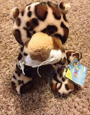 Webkinz Spotted Leopard, NWT - sealed computer code NEW!
