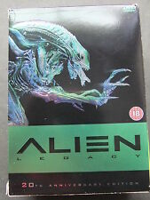 Alien Legacy - 20th Anniversary Edition 2000 - 5-disc set THX