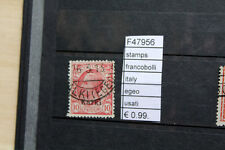 FRANCOBOLLI STAMPS ITALY EGEO USATI (F47956)