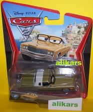 A - MEL DORADO - #27 Disney Pixar Cars 2 movie film character diecast car toy