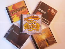 5 Brand New Punk-Ska CD's Catch It Kebabs, Mumrah, Once Over, Junglists, Lock Up