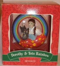 Wizard of Oz Christmas Ornament Dorothy Toto Warner Bros WB New in Box