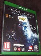 Middle-earth Shadow Of Mordor Game of the Year XBOX ONE XB1 NEW SEALED