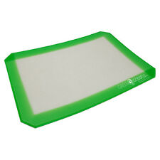 "Non-Stick Medical Grade Silicone Baking Mat 8""x12"" - Green Goddess Supply"