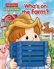 Fisher-Price Little People Who's on the Farm? (Guess Who) by Fisher-Price
