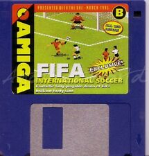 The One Amiga - Magazine Coverdisk B - Mar 1995 - FIFA Demo