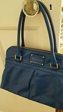 Borsa in Pelle Blu Marc by Marc Jacobs