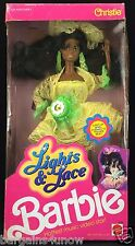 Lights & Lace Barbie~Christie Doll~African American~AA NRFB