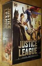 Justice League Flashpoint, Throne of Atlantis, Teen Titans, Gods & Monsters DVD