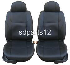 1+1 PREMIUM LEATHERETTE SEAT COVERS FOR BMW 1 3 5 6 7 M X3 X5 X6  E36 E32 E46