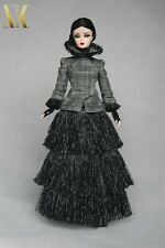 SK Couture Classic Elegance Outfit Dress for Silkstone Barbie, Fashion Royalty