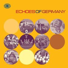 Echoes Of Germany 2-CD NEW SEALED Marlene Dietrich/Connie Francis/Laurie London+