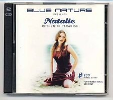 Blue Nature Natalie 2x Maxi-CD Promo Return To Paradise - Vangelis COVER VERSION
