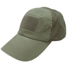 Condor  Contractor Summer Mesh Tactical Ball Cap OD GREEN          BDU