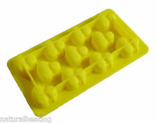 11 Ducks Duck Chocolate Candy Silicone Bakeware Mould Sugarpaste Cake Sweets