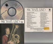 MICHAEL LIND- Play Tuba 1978-79 Works by Arban/Julius Jacobsen/Edward Gregson CD