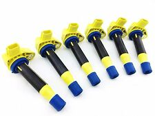 99-09 IGNITION COIL PACKS HONDA ACCORD ODYSSEY ACURA TL CL 3.0L 3.2L 3.5L COILS