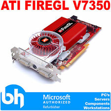 ATI FireGL V7350 1GB PCI-Express x16 Dual DVI Monitor Graphics Card