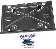 LICENSE PLATE TAG BRACKET REAR 73-74 NOVA 70-77 CAMARO 1078A