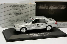 Minichamps 1/43 - Mercedes C180 Car of the World Champions 1993