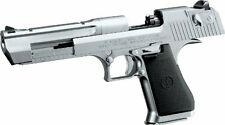 Tokyo Marui No16 Desert Eagle 50AE Chrome stainless Gas blow back Japan #079