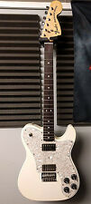 FENDER CHRIS SHIFLETT TELECASTER DELUXE ELECTRIC GUITAR + CASE FOO FIGHTERS
