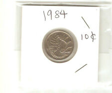 Offer Singapore 10 cents 1984  Fish coin  lustre/high grade! ??