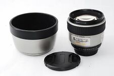 """PENTAX SMCP-FA 85mm f/1.4 IF  """"Excellent"""" Free shipping from JAPAN #0408"""