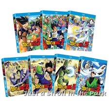 Dragon Ball Z TV Series Complete Dragonball Season 1 2 3 4 5 6 7 Box/BluRay Sets