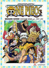 One Piece: Season Seven - Voyage One (DVD, 2015, 2-Disc Set)