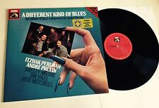 """RARE LP VINYL 12"""" A DIFFERENT KIND OF BLUES PREVIN PERLMAN MANNE HALL MITCHELL"""