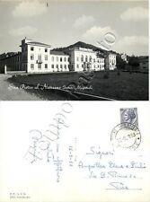 Cartolina di San Pietro al Natisone, scuola - Udine, 1958