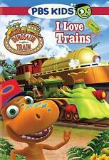 Dinosaur Train: I Love Trains