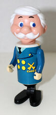 ELDON LITTLE PEOPLE RUBBER/PLASTIC FIGURE CHIEF FIREMAN