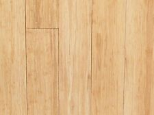 "9/16""'x3-3/4""x6' Solid Strand Woven Bamboo Natural Floor/Flooring $2.99/SF"
