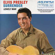 CD Single Elvis PRESLEY Surrender 3-track CARD SLEEVE ☆