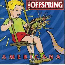 CD album  THE OFFSPRING - AMERICANA   -  13  track PUNK ROCK
