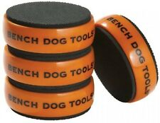 Bench Dog Bench Cookie Work Grippers, 4-Pack, 10-035, Stable Non-Slip Base Raise